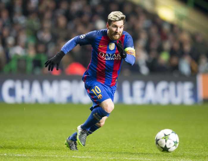 Messi aksjon.