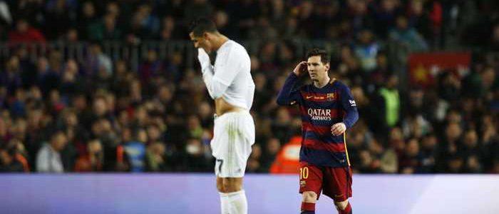 Hvem er best – Ronaldo eller Messi?