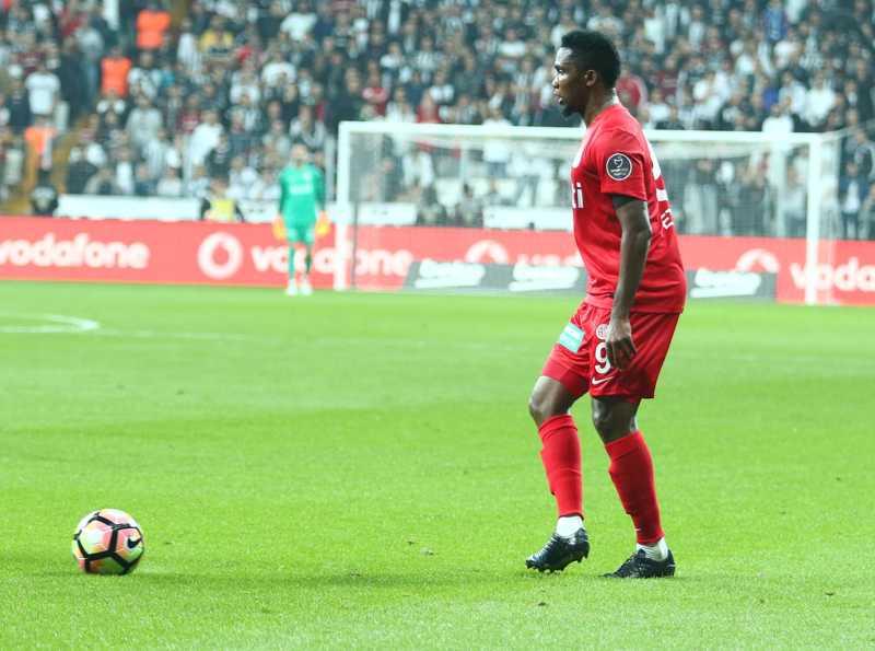 Samuel Etoo i Antalyaspor